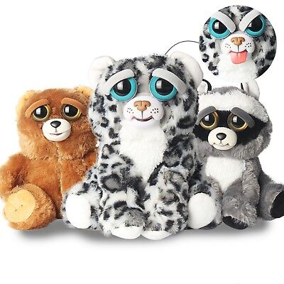 Transforming Pet Plushie Toys Stuffed Animal Doll Soft Cute Gift for Kids Baby