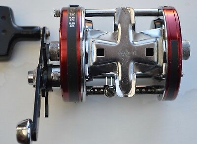 abABU GARCIA MULTIPLIER REEL  7001