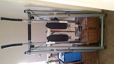 Air Walker Home Gym  Exercise Toner Cross Trainer Strider Workout Machine