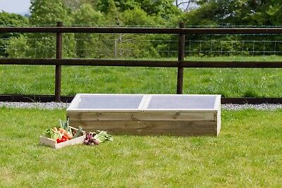 Oakton Garden Products Sleeper Cold Frame - Free Delivery!