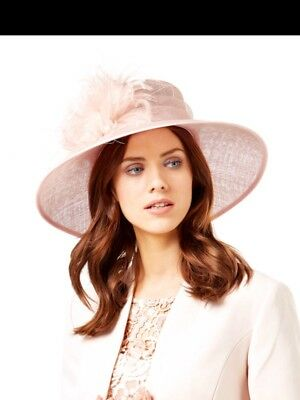 phase eight ladies wedding/ mother of the bride hat