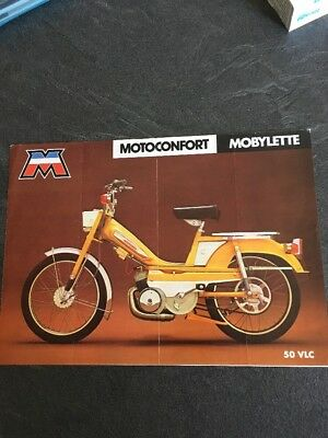 Catalogue Mobylette Motoconfort 50 VLC