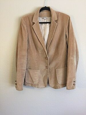 Vintage Women's Corduroy Blazer By The Towner