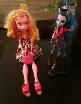 Lot Poupees Monster High