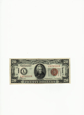 US - Federal Reserve Note - 20 Dollar - HAWAII