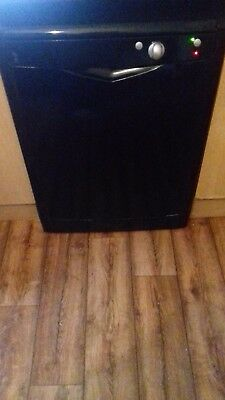indesit dishwasher black energy rating A+++