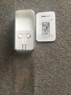Ipod Touch Box With Original Headphones