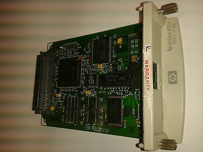 1 x HP JETDIRECT J6057A 615N PRINT SERVER 10/100tx RJ45 ETHERNET network card