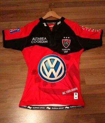 maillot rct toulon rugby