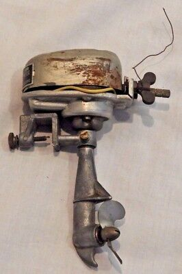 Vintage Toy IMP Special Type D.C. Outboard Motor for International Models Inc