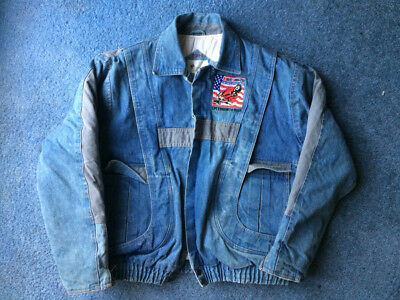 Bruce Springsteen 1985's tour jacket from toronto, Medium