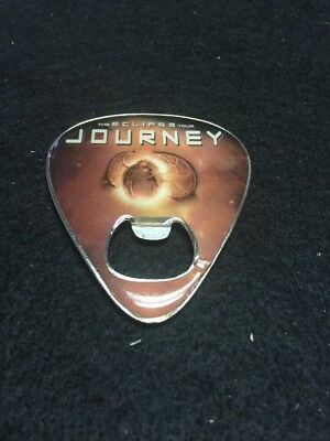 Journey The Eclipse Tour Magnet Bottle Opener