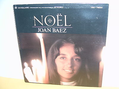 Lp - Joan Baez - Noel - Vanguard Vsd 79230