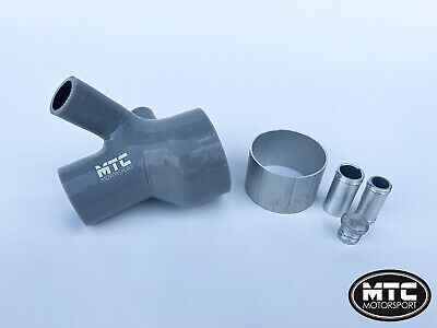 Mtc Motorsport Citroen Ds3 1.6T Intake Hose Induction Kit Grey Rcz 207 Gti 156