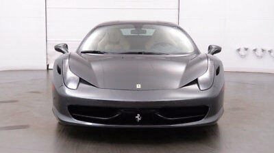 2013 Ferrari 458 2dr Coupe 2013 Ferrari 458 Italia - Low Miles, 1 Owner Gorgeous, Elegant build,  Shields