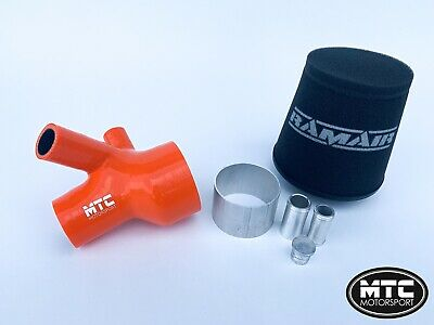 Mtc Motorsport Citroen Ds3 1.6T Intake Hose Filter Kit Induction Kit Orange 207