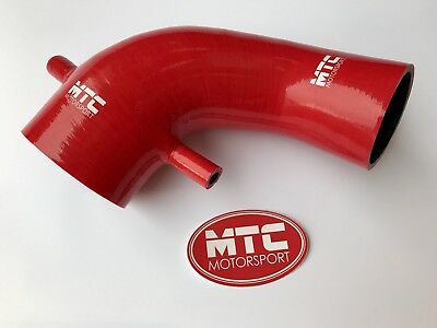 Mtc Motorsport Honda Type R Ep3 01-05 Intake Induction Silicone Hose Vtec Red