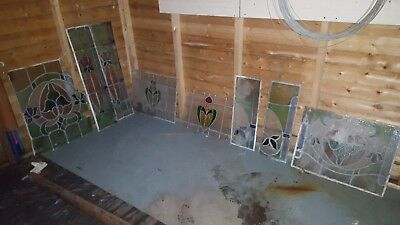 stained glass windows job lot