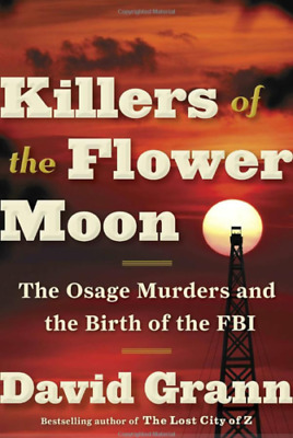 PDF Version of Killers of the Flower Moon: The Osage Murders & the Birth of FBI