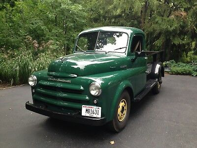 1950 Dodge Other Pickups One Ton Long Bed 1950 Dodge Truck  B-2-D-126