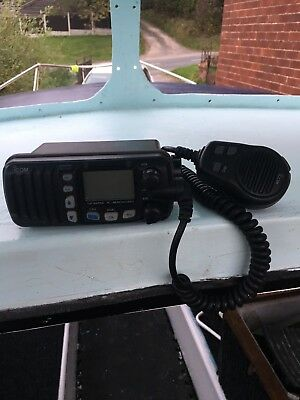 Icon Marine VHF Radio Ic-m401euro