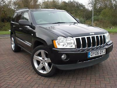 Jeep Grand Cherokee  3.0Crd V6 Automatic Limited 2006 06 Reg