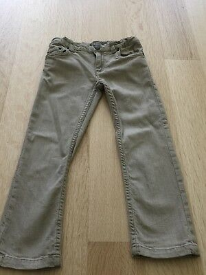 Bonpoint Gray Denim Pants size 4Years