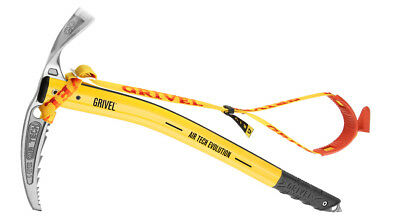 Grivel Air Tech EVO Evolution Eispickel Ice Axe