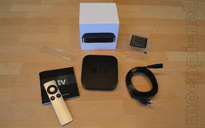Apple TV (3. Generation), MD199FD/A Model A1427, letztes Modell, TOP!