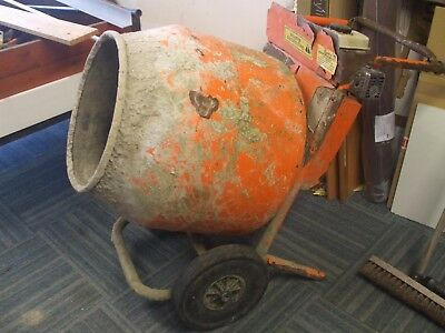 Belle Petrol Cement Mixer With Honda Engine
