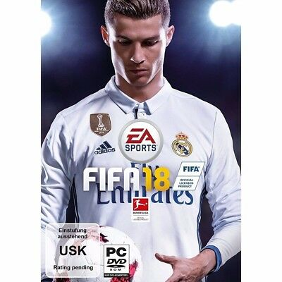 Fifa 18 Pc Digital Key *low Price Clear Out*