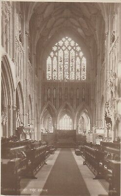 England Wells Cathedral Postcard Old Vintage Card View Standard Souvenir (20)