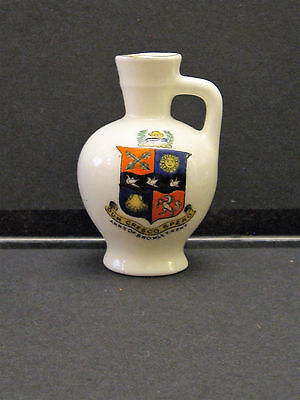 Arcadian Antique Crest Ware Jug      Town: Bromley