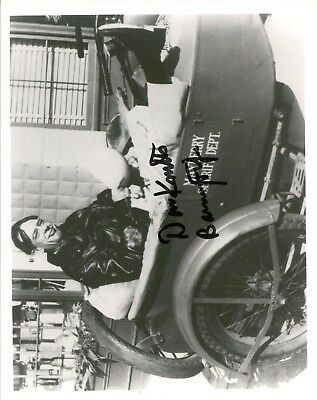 Don Knotts Signed Photo Andy Griffith Barney Fife