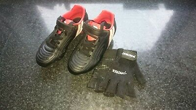 Boys rugby boots size 1
