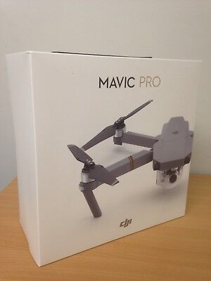Dji Mavic Pro Brand New In Box