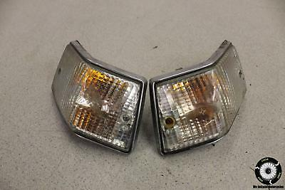 2005 Genuine Scooter Co. Stella 150 150 REAR LEFT RIGHT TURN SIGNALS LIGHT 05