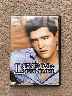 Elvis dvd Love Me Tender IN COLOUR ! Rare colourized version of Elvis' 1st movie