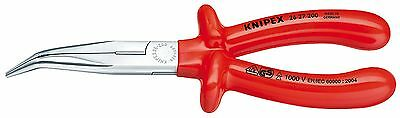 KNIPEX 9410185 Snipe Nose Side Cutting Pliers (Stork Beak Pliers) VDE