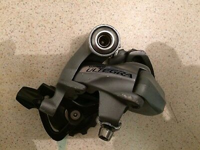 Shimano Ultegra 10 Speed Short Race Cage Rear Mech Derailleur Good Condition