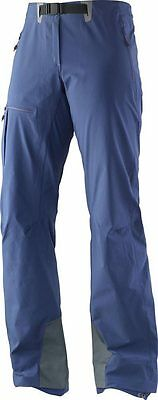 Salomon Minim Softshell Women's Trekking Outdoor Hiking  Pants Size S (10)