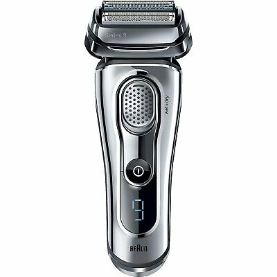 Braun Series 9 9093s Wet and Dry Electric Waterproof Foil Shaver for Men