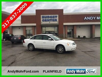 2006 Ford Five Hundred Limited 2006 Limited Used 3L V6 24V Automatic AWD Sedan