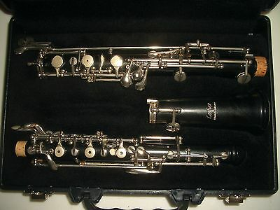 Lesher student Oboe with low Bb C1596 Ready to play