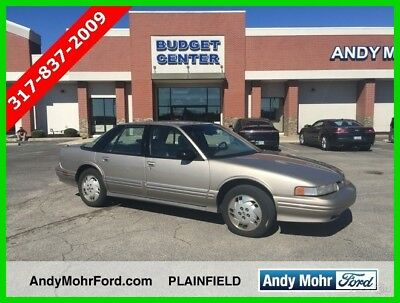 1997 Oldsmobile Cutlass Supreme 1997 Supreme No Reserve Used 3.1L V6 12V Automatic FWD Sedan