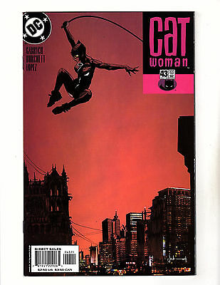 Catwoman #43 (2005, DC) VF Jock Cover! Vol 3