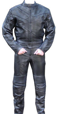 SPORTS 2 Piece Motorbike/Motorcycle Leather JACKET,PANT/SUIT Racing-MotoGp-NEW