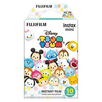2017 Disney Japan,  DISNEY STORE, the 10 kinds film for CHEKI of instax mini,