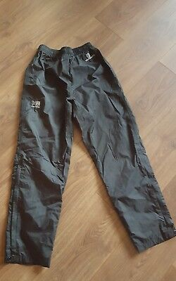 Karrimor Waterproof Trousers Age 11-12