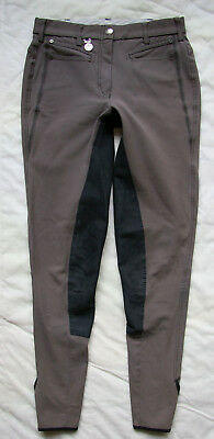 Breeches PIKEUR SHIVA CONTRAST / full seat /___ size US 24/26L